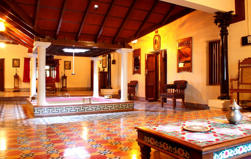 Shenbaga Vilasam, Pollachi, Samathur, Heritage stay, Thadam Experiences
