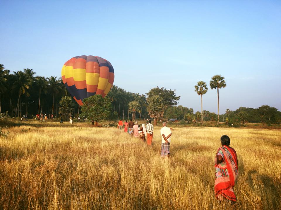TNIBF, Hot Air Balloon festival, thadam experiences, village tour, pongal tour, samathur, culture, festival, pongal celebrations, pollachi tourism,