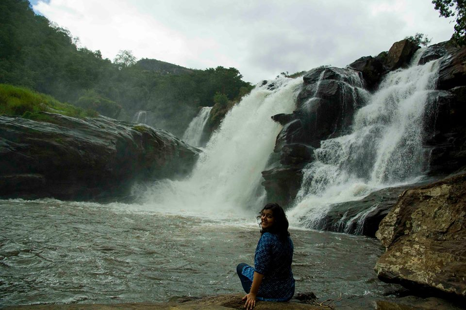 thoovanam. waterfalls, pollachi, tourism, thadam, trekking, wildlife, bird watching,