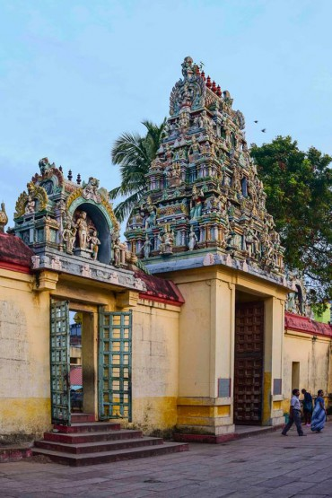 Subramanyar Swamy Temple, Pollachi temples, heritage, architecture, tourism, pilgrim tour, history