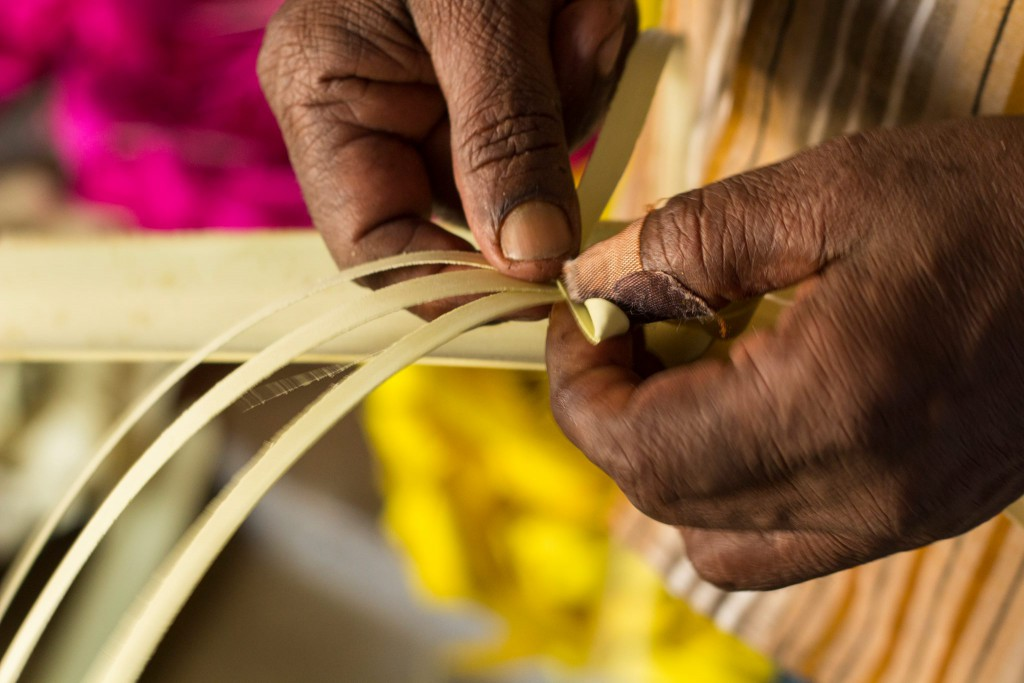 people of pollachi, leafy tale, crafts making, native arts of pollachi, palm leaves, hand crafts, wedding decoration