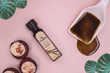 vanilla, vanilla bean, goodness vanilla, indian vanilla, gourmet beans, indian vanilla initiative, expovan, dr. mahendran, pollachi papyrus, tungsten, tungsten creative, product photoshoot, creative photoshoot, branding,