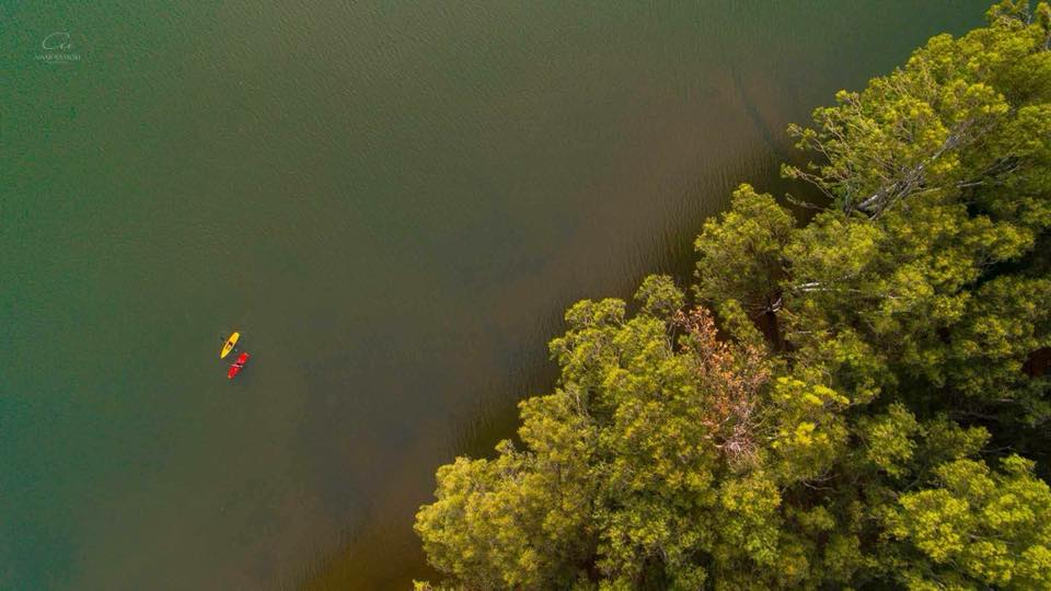 Camp Splendour, thirumorrthy dam, canoe, para sailing,